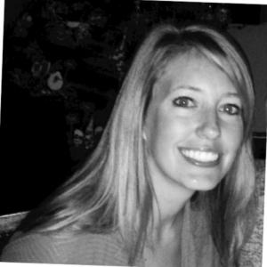 Stephanie Leinbach, Newtopia participant, smiling