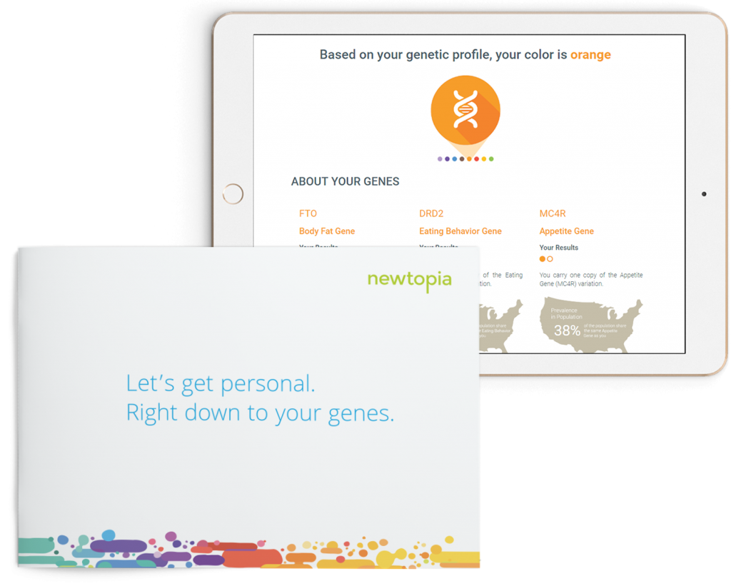 Genetic test and results