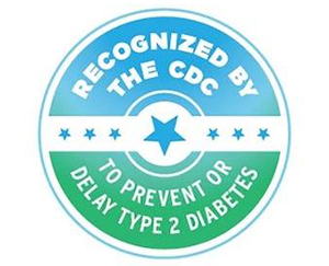 CDC Recognized Program to Prevent or Delay Type 2 Diabetes