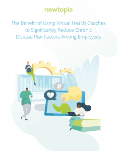 The Benefit of Using Virtual Health Coaches to Significantly Reduce Chronic Disease Risk Factors Among Employees