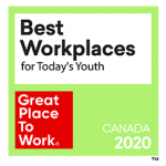 Best Workplace's for Today's Youth 2020