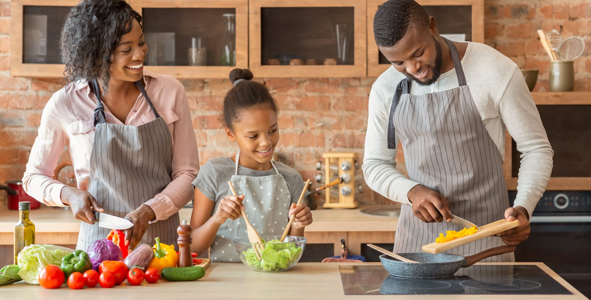 Making healthy choices as a family