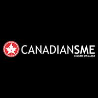 Canadian SME Business Magazine logo