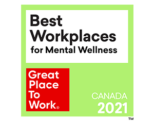 Great Place to Work - Mental Wellness